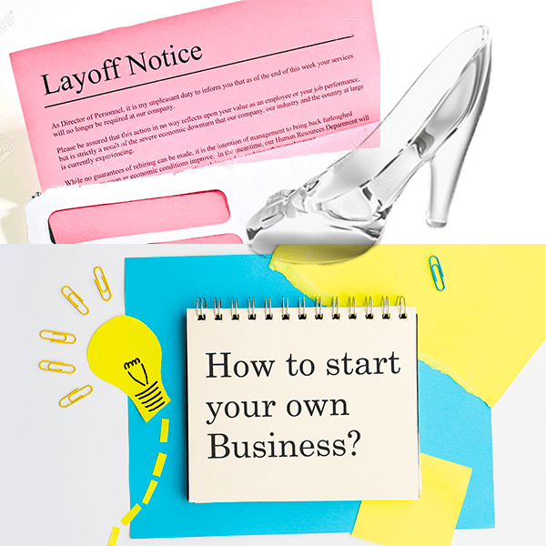 pink slip to be your own boss